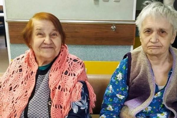 Вещи для Шиловского дома престарелых
