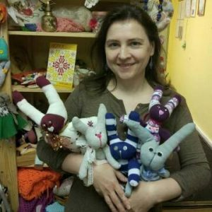 Волонтеры Уютки. Наталия Короткова.